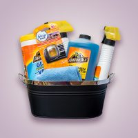 Orchid Gift Creations - Car Wash gift basket