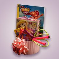 Orchid Gift Creations - Girls' Birthday gift basket